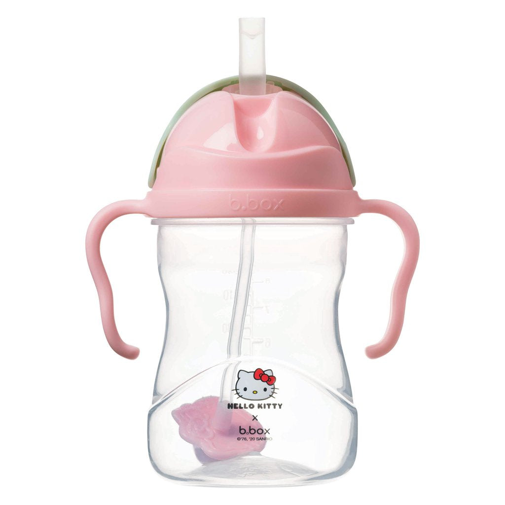 HELLO KITTY - SIPPY CUP CANDY FLOSS | B.Box - Nurture Little Footprints