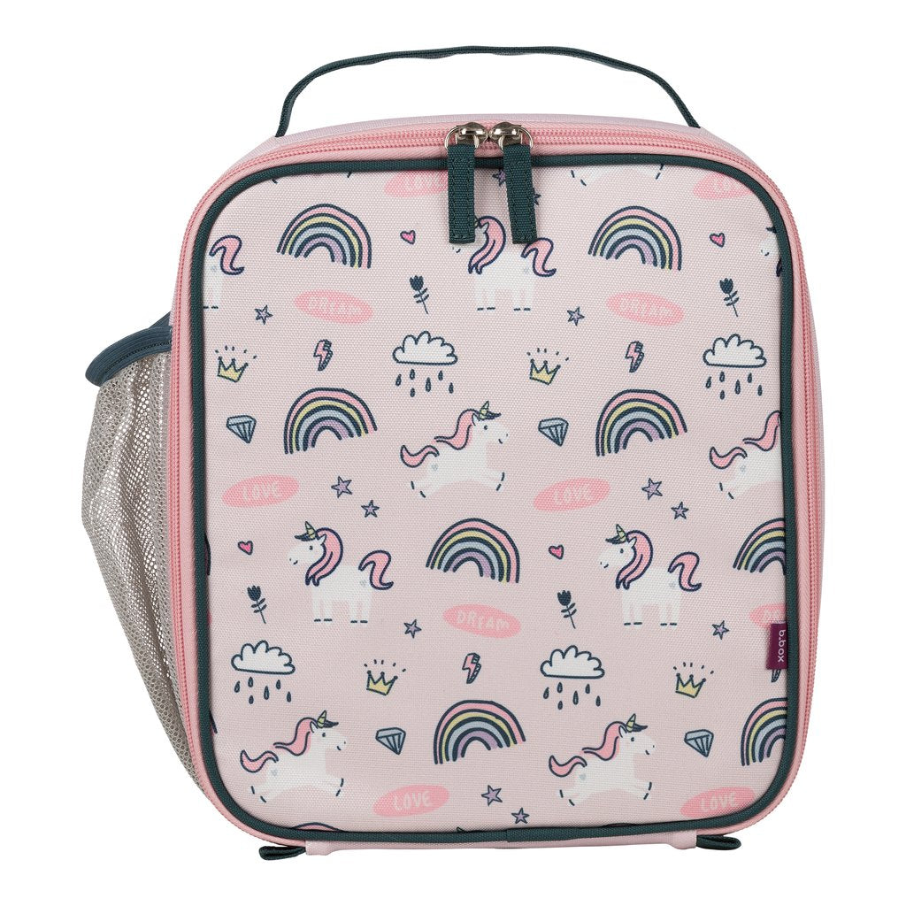 INSULATED LUNCHBAG - RAINBOW MAGIC | B.Box - Nurture Little Footprints