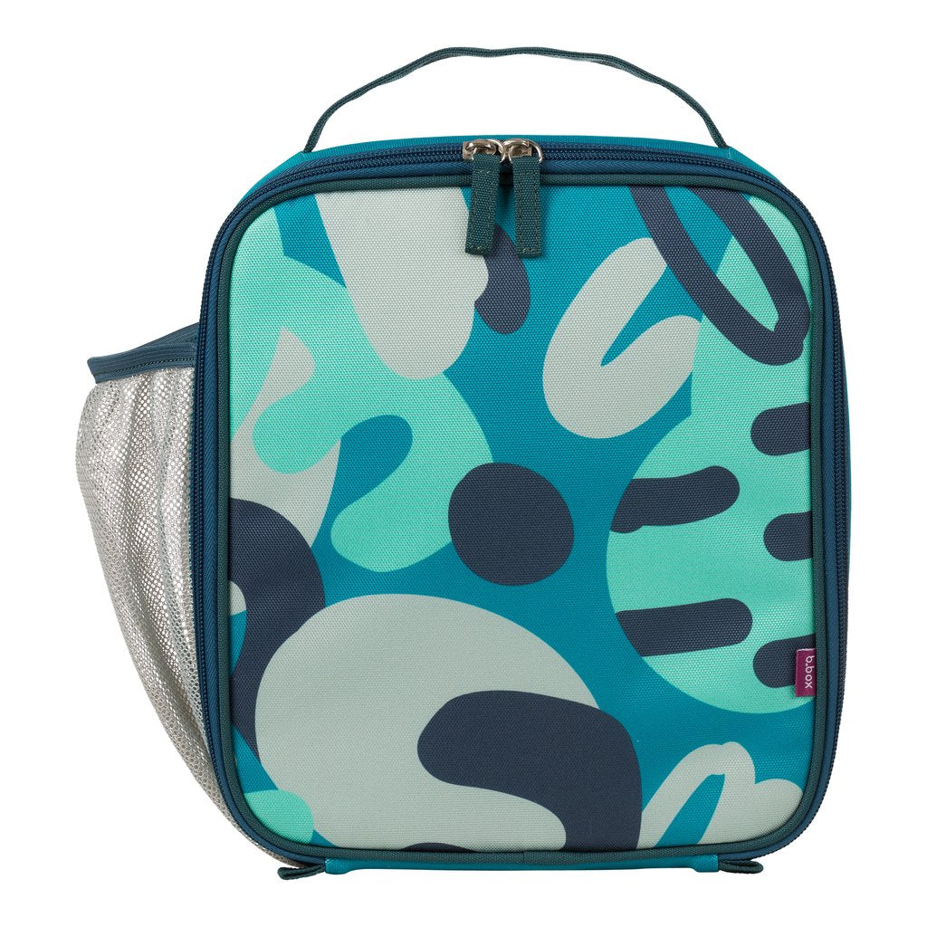 INSULATED LUNCHBAG - JUNGLE JIVE | B.Box - Nurture Little Footprints