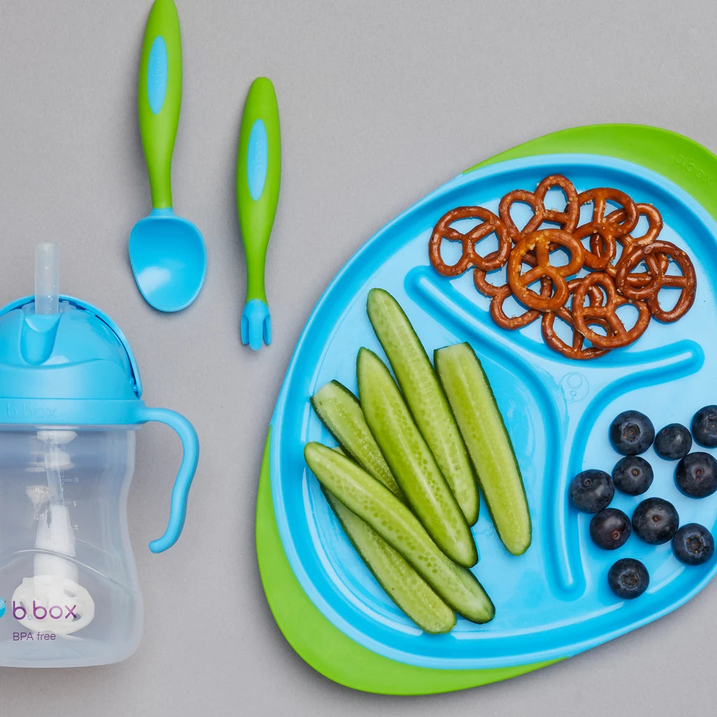 Food on b.box kids plate