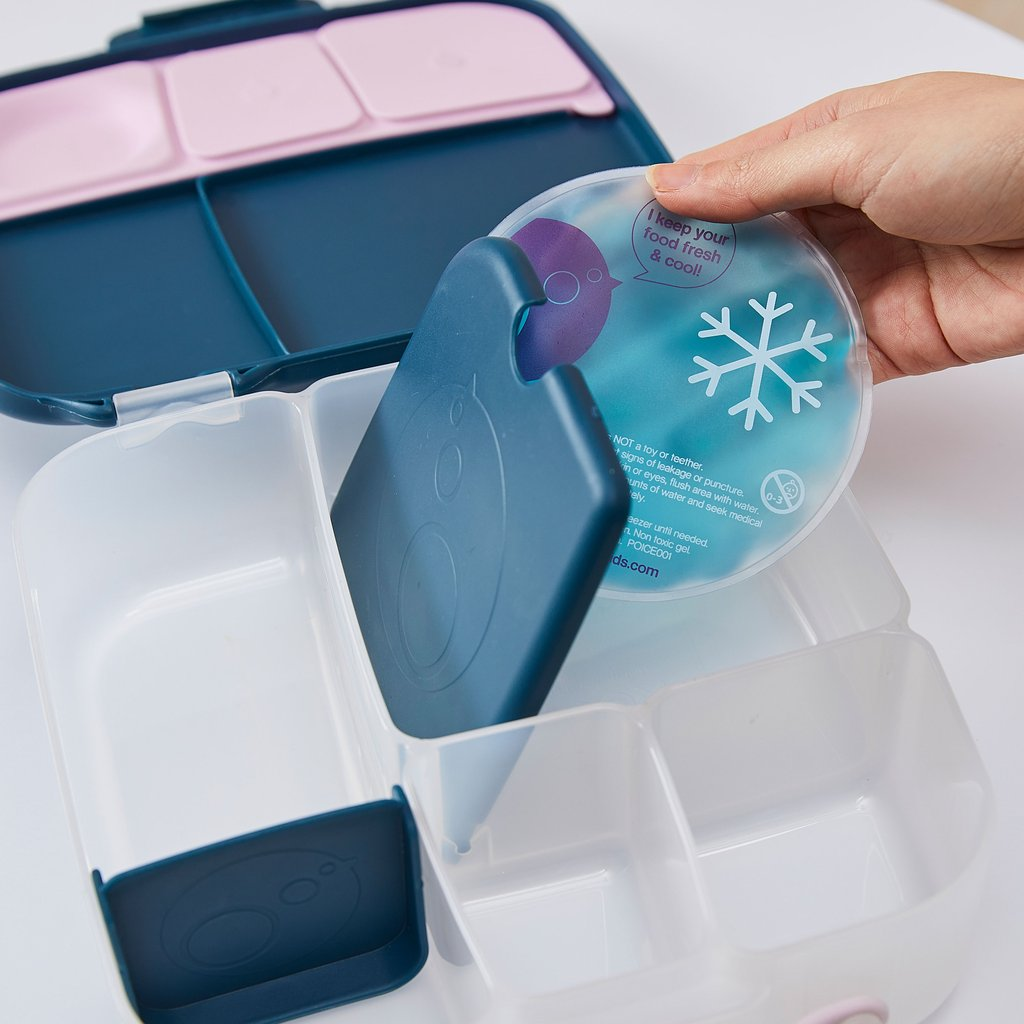 B.Box | LUNCHBOX GEL COOLER TWIN PACK