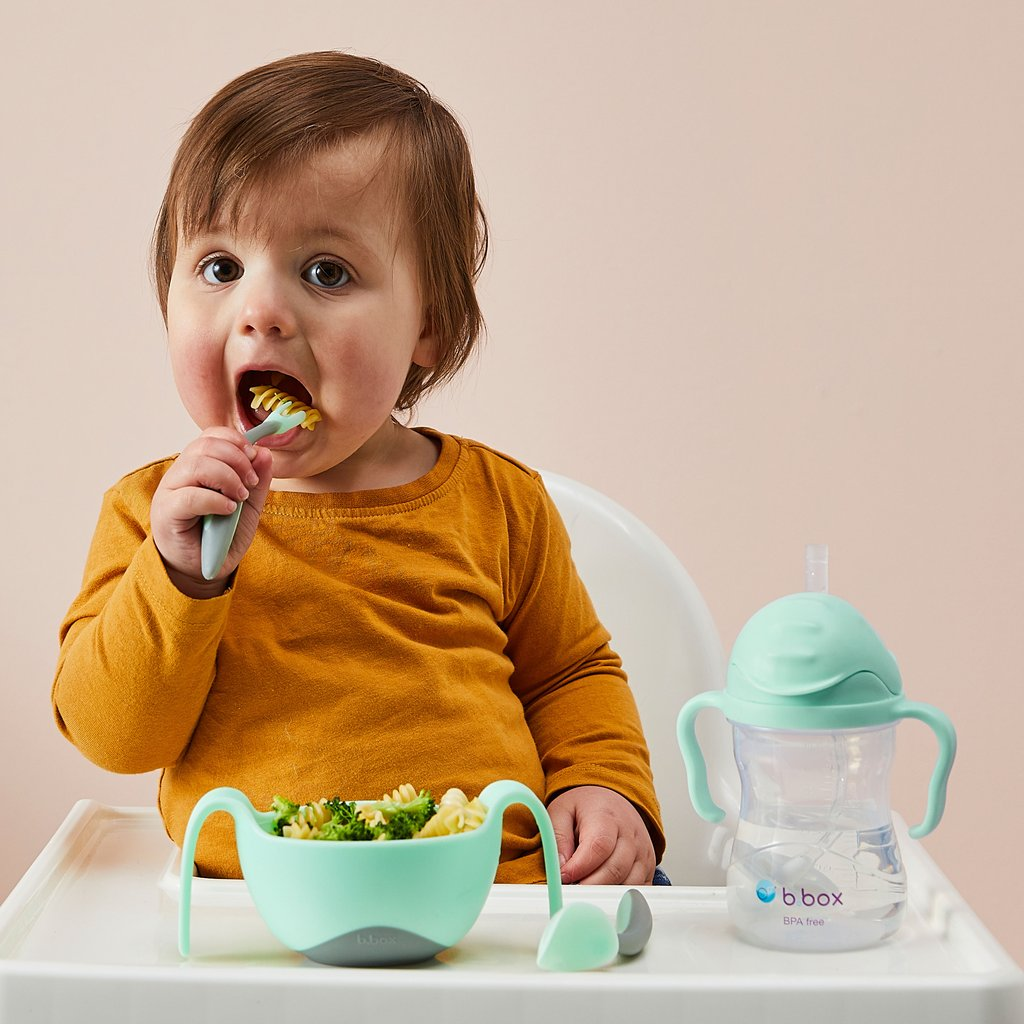 B.Box | SIPPY CUP - PISTACHIO - Little Bamboos