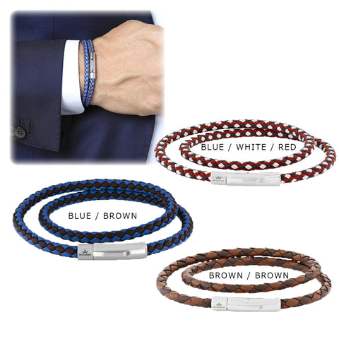 MATTEO DOUBLE TOUR BRACELET