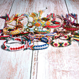 Hand Weave Cotton Rope Bracelets