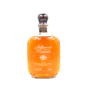 JEFFERSONS RESERVE BOURBON 70CL 45,1%