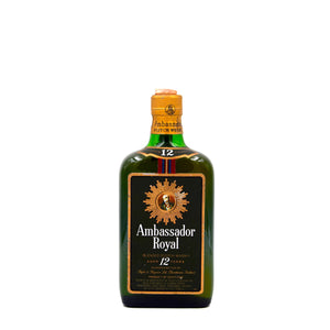 AMBASSADOR ROYAL 12YO 75CL 40%