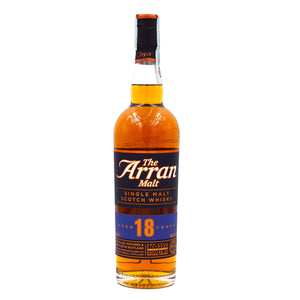 ARRAN SINGLE MALT 18YO 70CL 46%