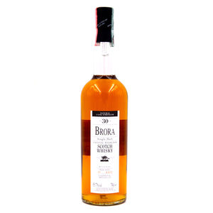 BRORA 2ND EDITION 30YO 1973 2003 70CL 55.7%