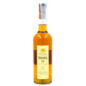 BRORA SPECIAL RELEASE 13th 2014 35YO 70CL 48.6%