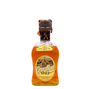 CARDHU ANNI'70 DUMPY BOTTLE 12YO 75CL 40%