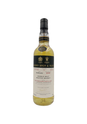 FETTERCAIRN BERRY BROS & RUDD FOR ROMA WHISKY FESTIVAL 2019 46% 70CL