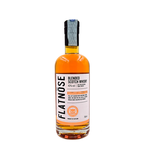 FLATNÖSE BLENDED SCOTCH WHISKY 70CL 43%