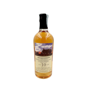 GLEN ORD 10YO 2009 53,3% 70CL FOR HIDDEN SPIRIT SHOP