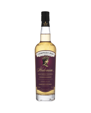 COMPASS BOX HEDONISM BLENDED GRAIN 43% 70CL