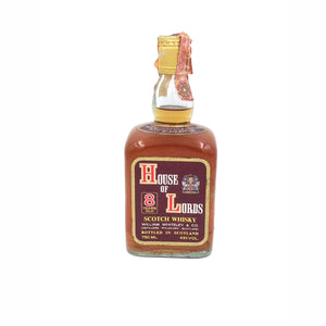HOUSE OF LORDS 8 YO 43% 75 CL
