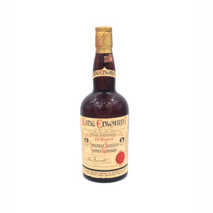 KING EDWARD I OLD BLENDED 43% 75 CL
