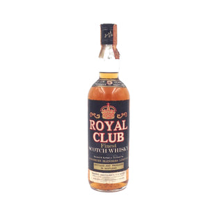 ROYAL CLUB 5YO 75CL 43%