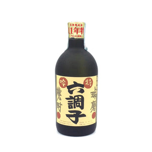 SHOCHU TOKUGIN ROKUCHOSHI 35% 72CL