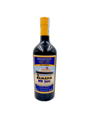 JAMAICA WP 2013 NAVY 57,1% 70CL TRANSCONTINENTAL SERIES