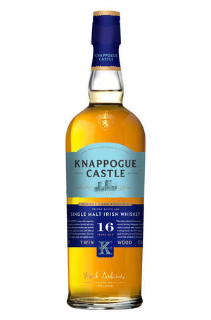 KNAPPOGUE CASTLE 16YO SHERRY FINISH 70 CL 46%