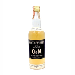 O & M OLD MOOR 75 CL 43%