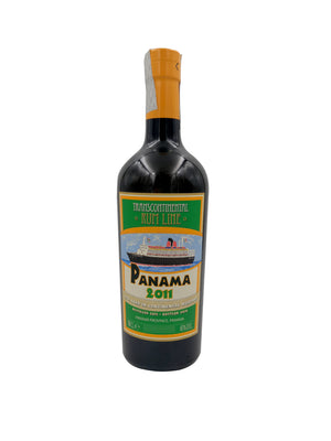RUM PANAMA 2011 43% 70CL TRANSCONTINENTAL SERIES