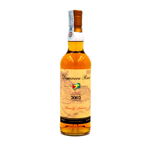 RUM DEMERARA FAMILY SELECTION 13YO 2002 70 CL 46%