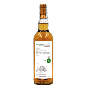 LITTLEMILL HIGH SPIRITS FOR SPIRIT OF SCOTLAND 21YO 1992 2014 70CL 48%