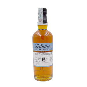 GLENBURGIE 15YO 70CL 40%