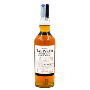TALISKER 57°NORTH 70CL 57%