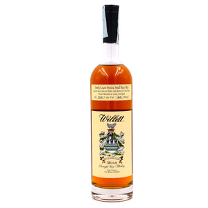 WILLET FAMILY ESTATE WHISKEY SMALL BATCH RYE 70CL 55.2%