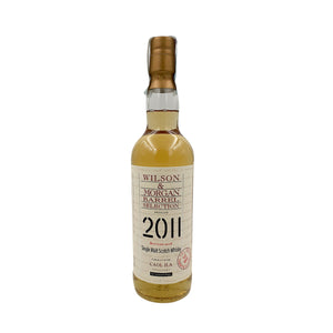 CAOL ILA 2011-2018 WILSON & MORGAN 1ST FILL BOURBON 70CL 48%