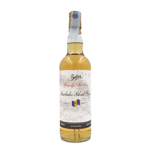 RUM BARBADOS BLEND NAS FAMILY SELECTION 46% 70CL
