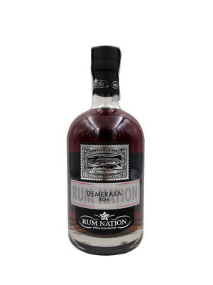 RUM NATION DEMERARA SOLERA 70CL 40%