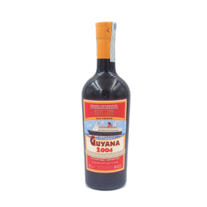 RUM GUYANA 2004-2018 TRANSCONTINENTAL 70CL 60,1%