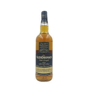 GLENDRONACH CASK STRENGHT BATCH 7 70CL 57,9%