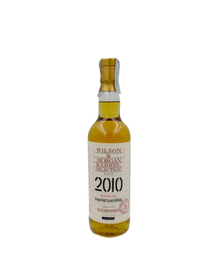 GLENROTHES 2010-2019 SHERRY FINISH OLOROSO WILSON&MORGAN 70CL 46%