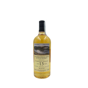 BALMENACH 13YO HIDDEN SPIRITS 2004-2018 70CL 51,2%