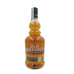 OLD PULTENEY 21YO 70CL 46%