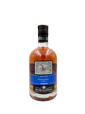 RUM NATION PANAMA 10YO 70CL 40%