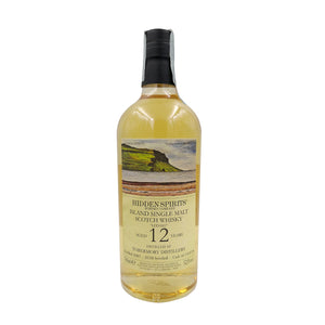 TOBERMORY 12YO 2007 52,8% 70CL HIDDEN SPIRITS