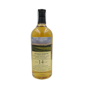 TOMINTOUL 14YO 2005 52,6% 70CL HIDDEN SPIRITS