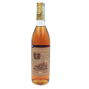 YELLOWSTONE BOURBON KENTUCKY STRAIGHT RYE 46,5% 70CL