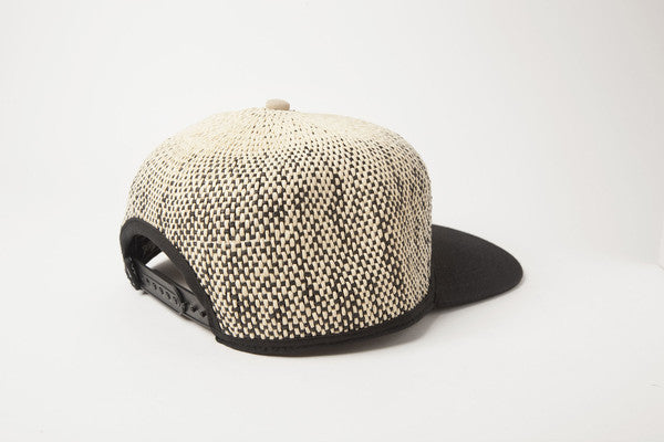 Straw Ball Cap