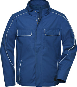 Delovna jakna Softshell James & Nisholson JN 882