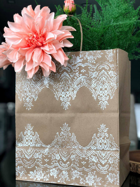 How to make a gift bag?