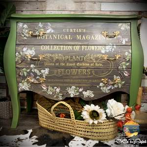 Decor Transfers® | Flower Collector