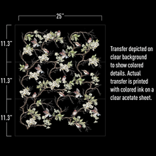 Load image into Gallery viewer, Decor Transfers® | Blossom Flight