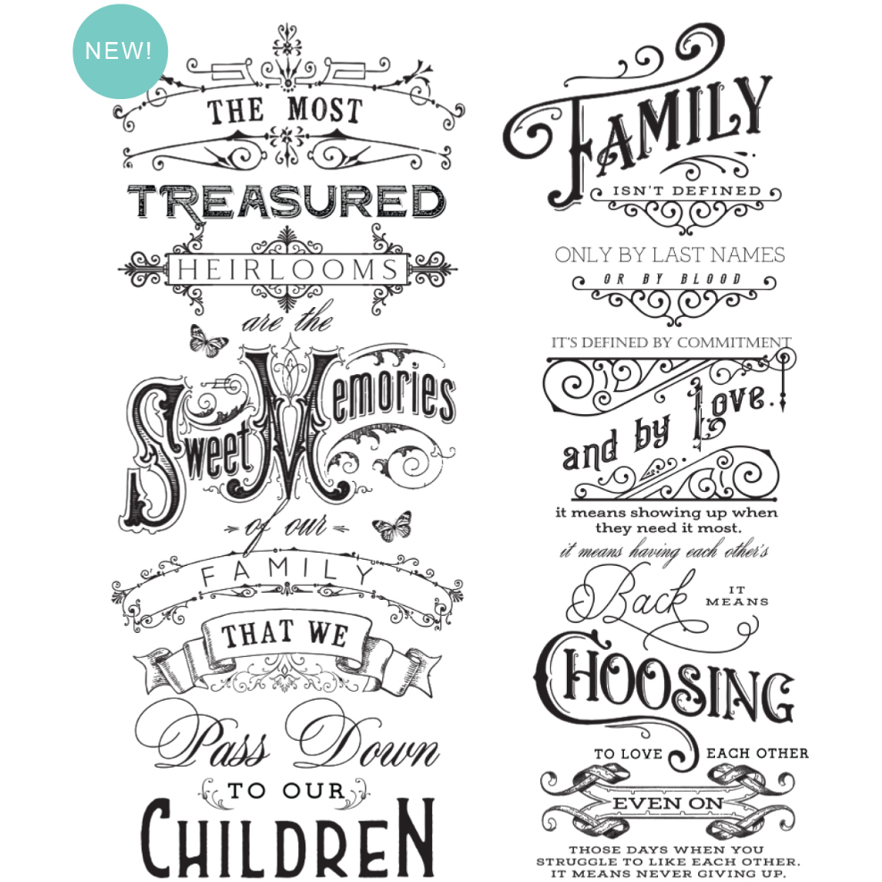 Decor Transfers® | Family Heirlooms