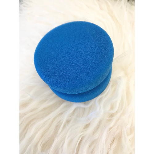 Blue Sponge for Gator Hide - Paint Brushes & More